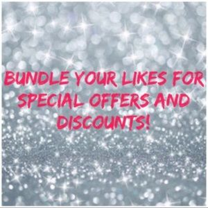 Other - Bundle Your Likes For Special Offers & Discounts!